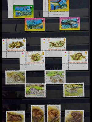 Stamp collection 13088 Thematics World Wildlife Fund up to and including 2013.