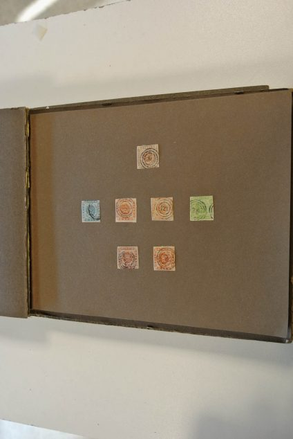 Stamp collection 20023 Europe classic.