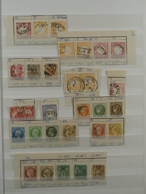 Stamp collection 23149 Europe.