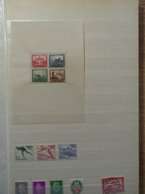Stamp collection 23786 Germany.