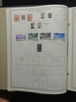 Stamp collection 25334 Italy 1863-1984.