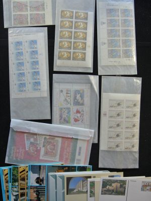 Stamp collection 25586 United Nations 1979-2004.