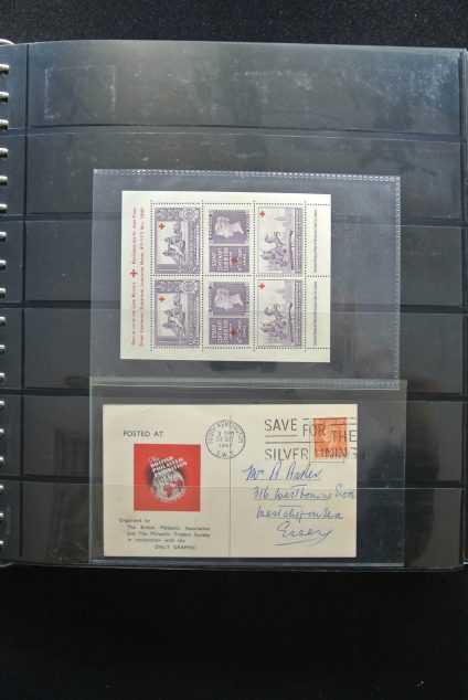 Stamp collection 25957 Great Britain 1947-2003.