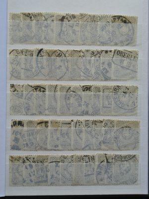 Stamp collection 26203 German Reich 1875-1944.