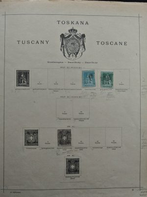 Stamp collection 26285 Italy 1862-1979.