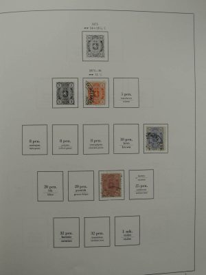 Stamp collection 26480 Finland 1900-2011 and Aland 1984-2011.