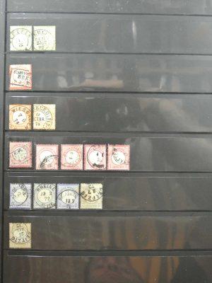 Stamp collection 26567 German Reich 1872-1949.