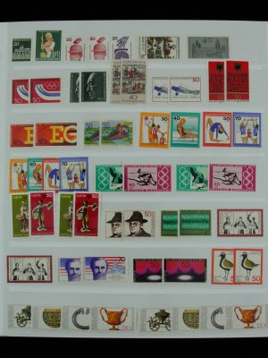 Stamp collection 26941 Western Europe MNH.