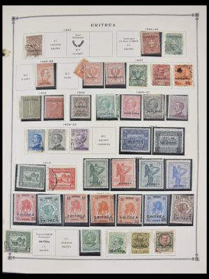 Stamp collection 26989 Italy and colonies 1863-2010.