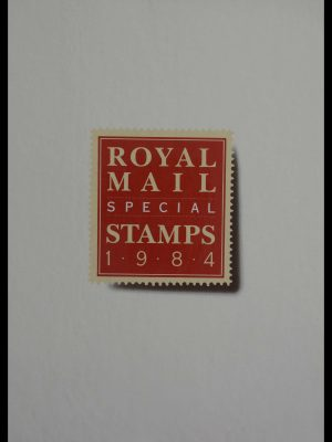 Stamp collection 27126 Great Britain 1840-2000.