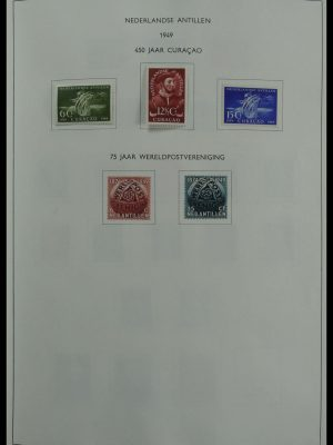 Stamp collection 27224 Netherlands Antilles 1949-2006.