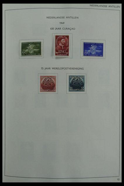 Stamp collection 27224 Netherlands Antilles 1949-2006.