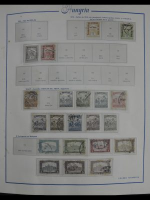 Stamp collection 27269 Hungary 1913-1990.