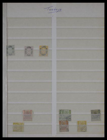 Stamp collection 27339 Turkey 1882-1983.