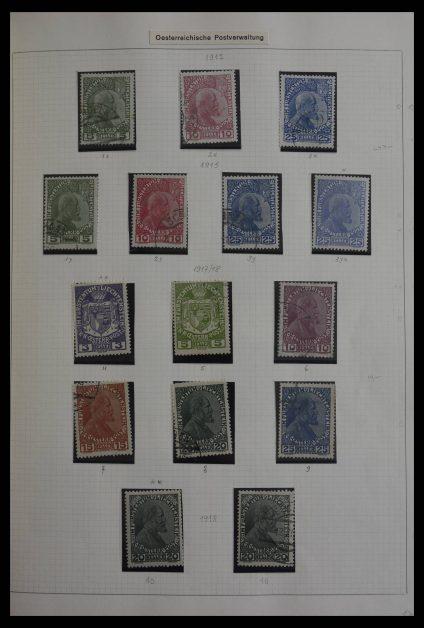 Stamp collection 27402 Liechtenstein 1912-1967.