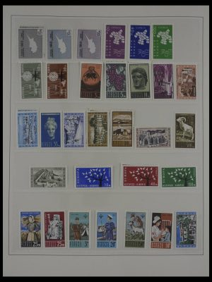 Stamp collection 27405 Cyprus 1960-1985.