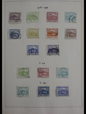 Stamp collection 27477 Czechoslovakia 1918-1968.