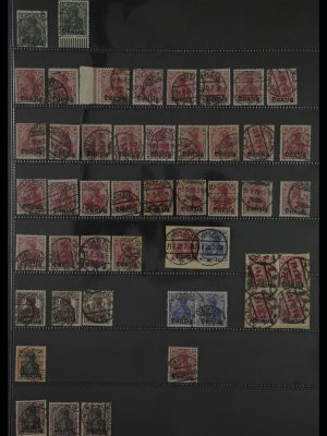 Stamp collection 27553 Danzig 1920-1923.