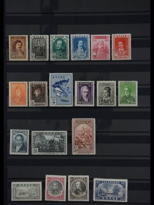 Stamp collection 27765 Greece 1930.