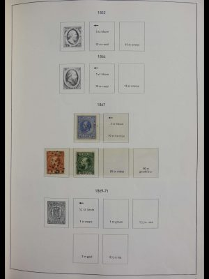 Stamp collection 27769 Netherlands 1867-1979.