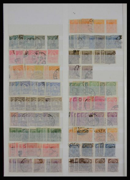 Stamp collection 27820 Yugoslavian territories.
