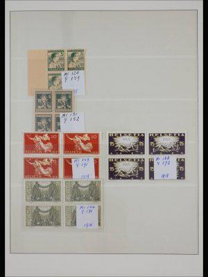 Stamp collection 27821 Switzerland 1915-2000.