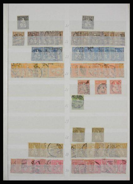 Stamp collection 27899 Switzerland 1850-2001.