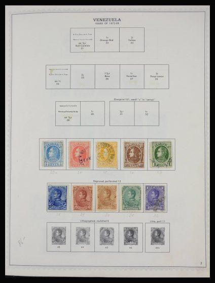 Stamp collection 27907 Venezuela 1880-1975.
