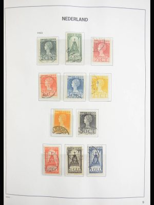 Stamp collection 27913 Netherlands 1919-1990.