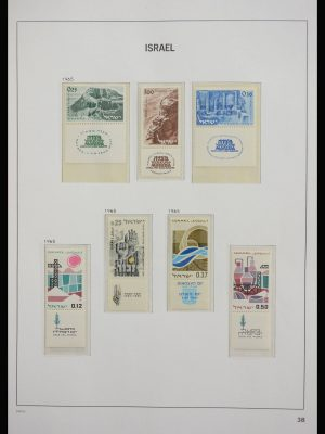 Stamp collection 27954 Israel 1965-1990.