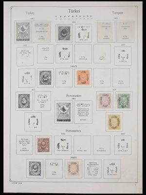 Stamp collection 27980 Turkey 1869-1995.