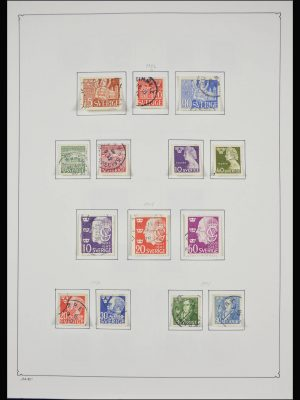 Stamp collection 28008 Sweden 1946-2013.