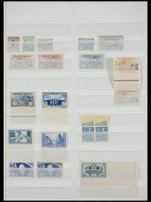 Stamp collection 28030 France.