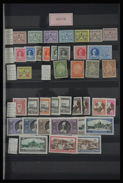 Stamp collection 28062 Vatican 1929-2006.