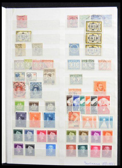 Stamp collection 28109 Surinam ca. 1900-1988.