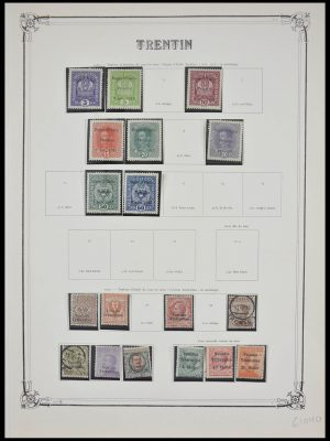 Stamp collection 28128 Italian territories and occupation 1919-1952.