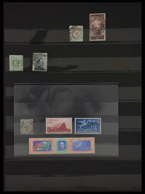 Stamp collection 28151 Italian territories and colonies 1874-1950.