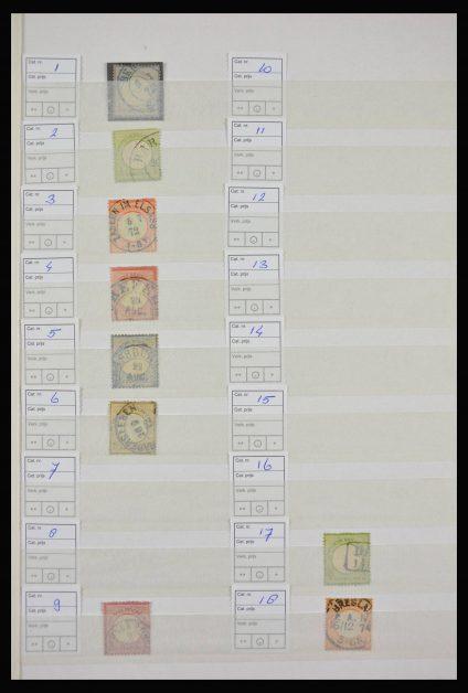 Stamp collection 28171 German Reich 1872-1945.
