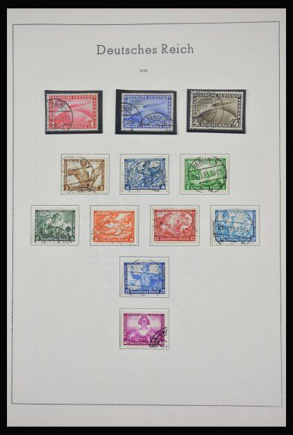Stamp collection 28186 German Reich 1872-1945.