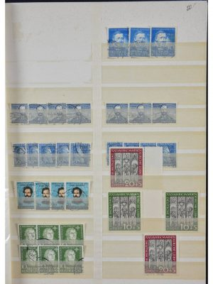 Stamp collection 28187 Germany 1928-1955.