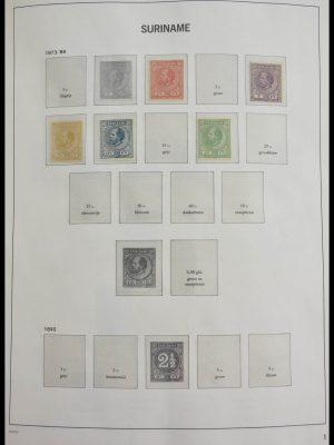 Stamp collection 28283 Surinam 1873-1982.