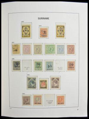 Stamp collection 28364 Surinam 1873-1975.