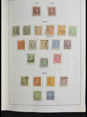 Stamp collection 28398 Dutch territories 1864-1975.
