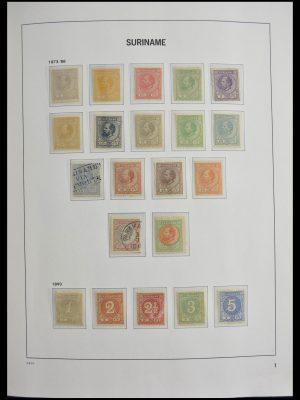 Stamp collection 28411 Surinam 1873-1975.
