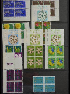 Stamp collection 28481 Liechtenstein 1971-1982.