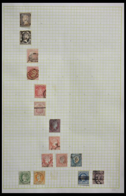 Stamp collection 28565 Spain 1850-1992.
