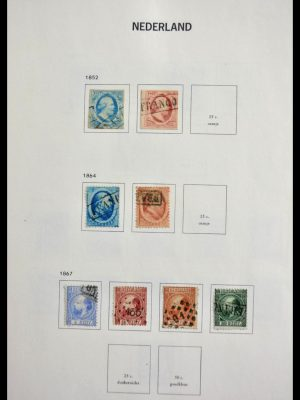 Stamp collection 28697 Netherlands and colonies 1852-2006.