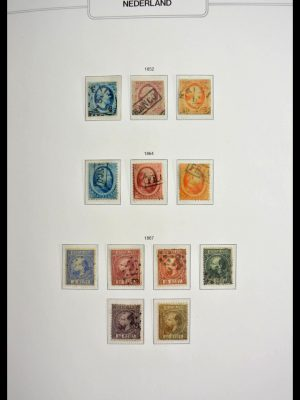 Stamp collection 28754 Netherlands 1852-2002.