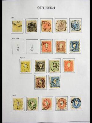 Stamp collection 28757 Austria 1850-2010.