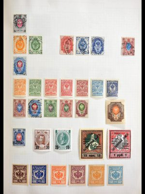 Stamp collection 28781 Russia 1875-1991.